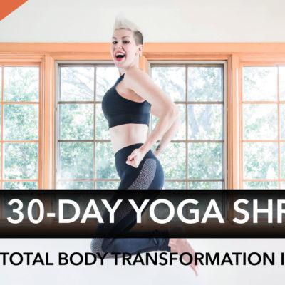Yoga Shred Teacher Training Part 1 Foundation Fierce